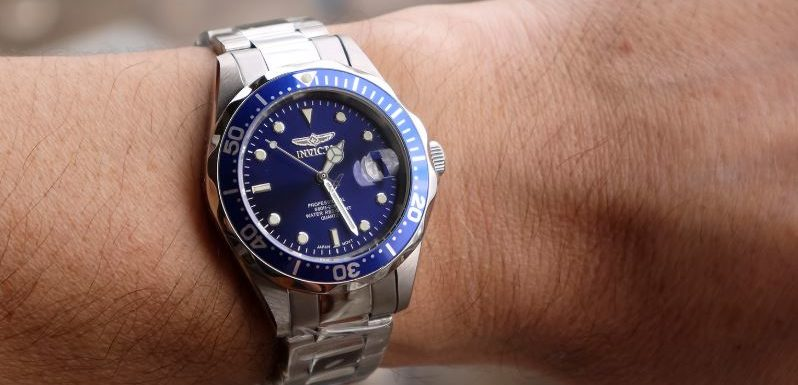Invicta 9204 Pro Diver Reloj Opinion