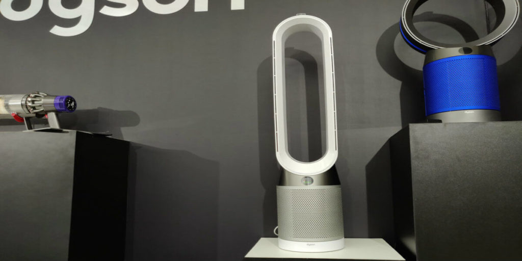 Especificaciones de Dyson Pure Air Cool