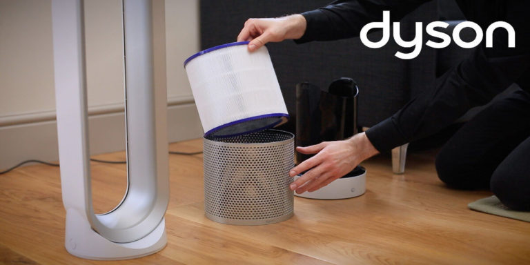 Purificador Aire Dyson Pure Cool Link Opiniones
