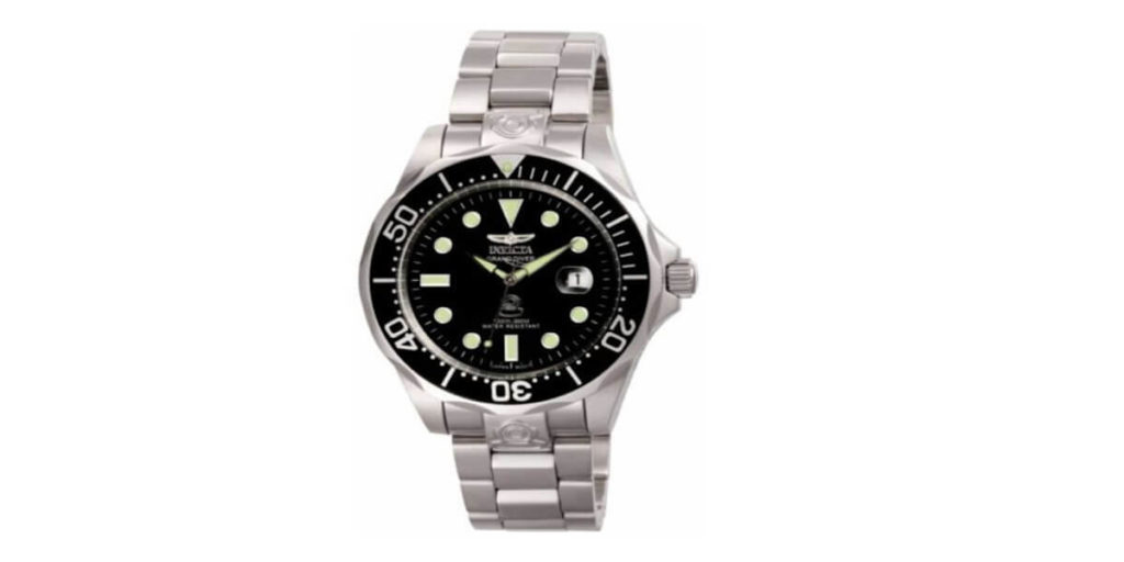 Especificaciones de Invicta 3044 Grand Diver