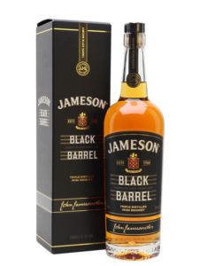 Jameson (Black Barrel, Irish Whisky)